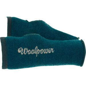 Woolpower 200 Wrist Gaiters petrol/chamapgne petrol/chamapgne