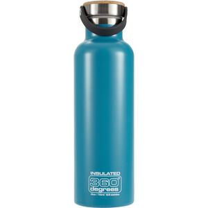 360° degrees Vacuum Insulated Drink Bottle 750ml teal teal