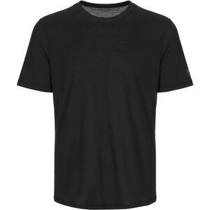 super.natural Base 140 T-shirt Herr jet black jet black