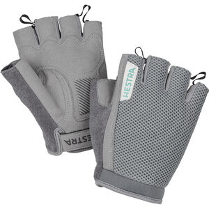 Hestra Bike SR Short Finger Gloves light grey light grey