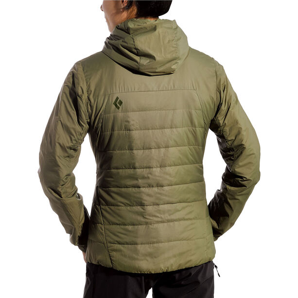 Black Diamond Access Hoody Jacket Dam burnt olive