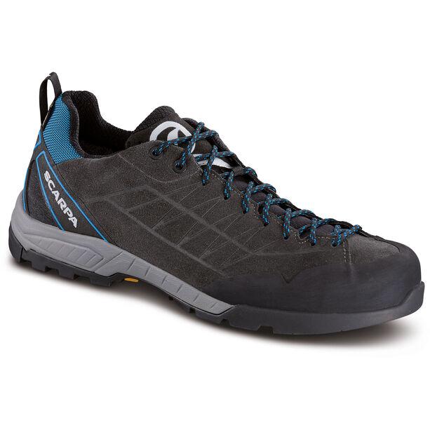 Scarpa Epic GTX Low Shoes shark-azure