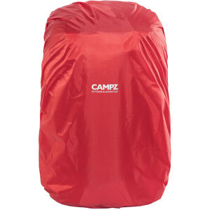 CAMPZ Raincover S 6-15l red red