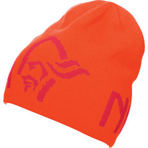 Norrøna /29 Logo Beanie scarlet ibis scarlet ibis
