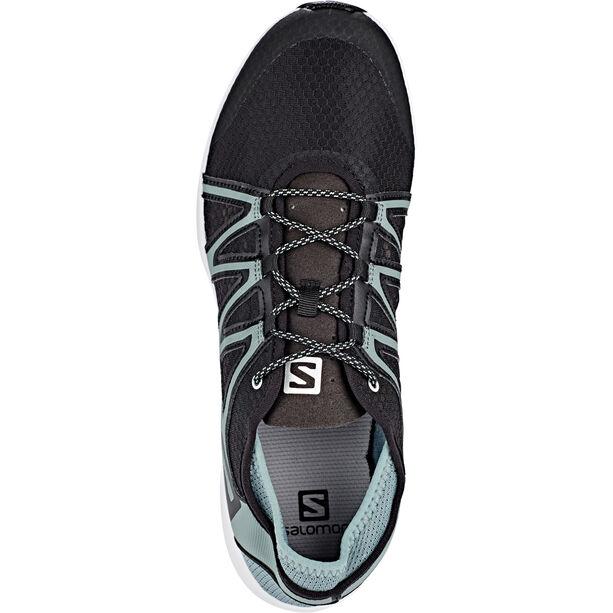 Salomon Crossamphibian Swift 2 Shoes Herr black/lead/white