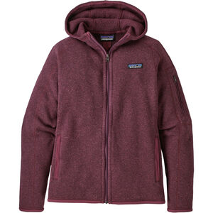 Patagonia Better Sweater Hoody Dam Light Balsamic Light Balsamic