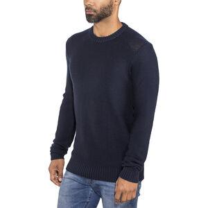Icebreaker Waypoint Crewe Sweater Herr midnight navy midnight navy
