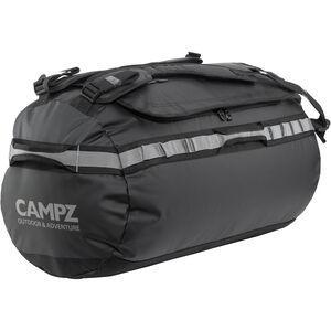 CAMPZ Duffel Bag 35l grey/black grey/black