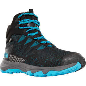 The North Face Ultra Fastpack III Mid GTX Woven Shoes Dam tnf black/meridian blue tnf black/meridian blue