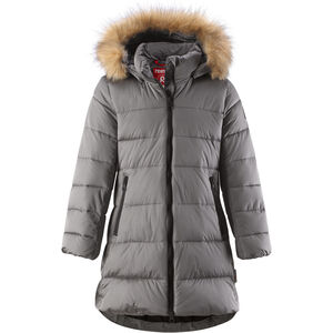 Reima Lunta Winter Jacket Flickor Soft Grey Soft Grey