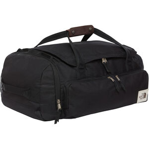 The North Face Berkeley Duffel M tnf black heather tnf black heather