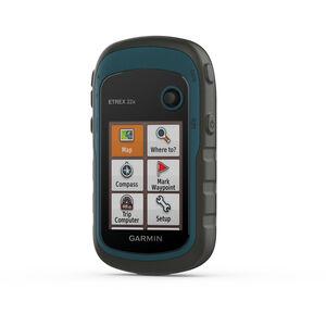 Garmin eTrex 22x GPS Receiver Black Black