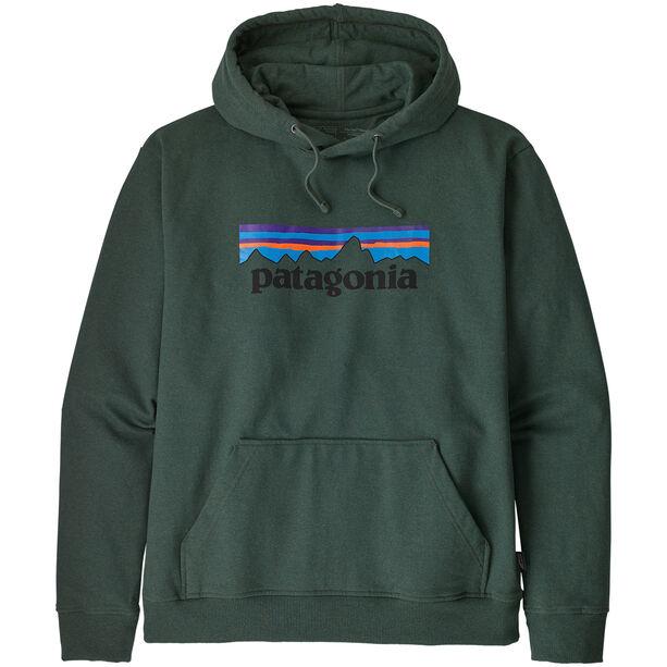 Patagonia P-6 Logo Uprisal Hoody Herr alder green