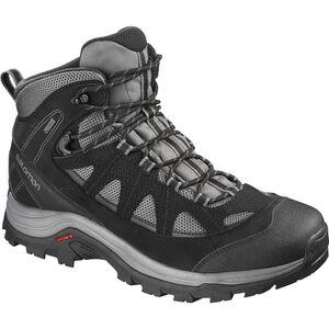 Salomon Authentic LTR GTX Shoes Herr magnet/black/quiet shade magnet/black/quiet shade