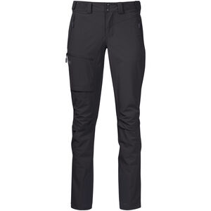 Bergans Breheimen Softshell Pants Dam solid charcoal/solid dark grey solid charcoal/solid dark grey