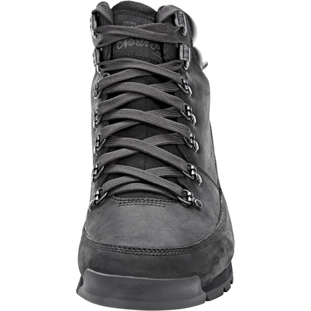 The North Face Back-To-Berkeley Redux Leather Shoes Herr tnf black/tnf black/tnf black