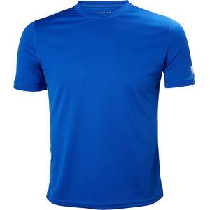 Helly Hansen Tech T SS Shirt Herr olympian blue olympian blue