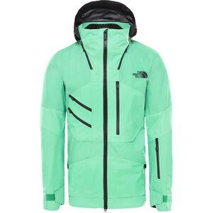 The North Face Brigandine Jacket Herr chlorophyll green fuse/weathered black fuse chlorophyll green fuse/weathered black fuse