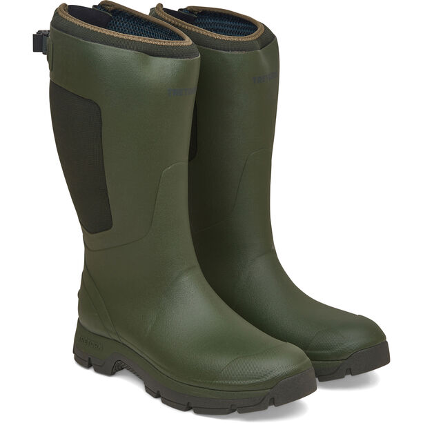 Tretorn Tornevik Breathable Rubber Boots green