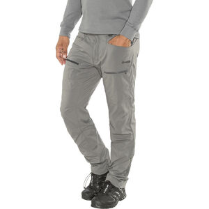Bergans Utne Pants Herr solid dark grey/solid charcoal solid dark grey/solid charcoal