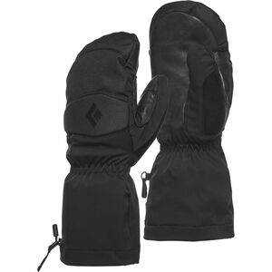 Black Diamond Recon Mittens Black Black