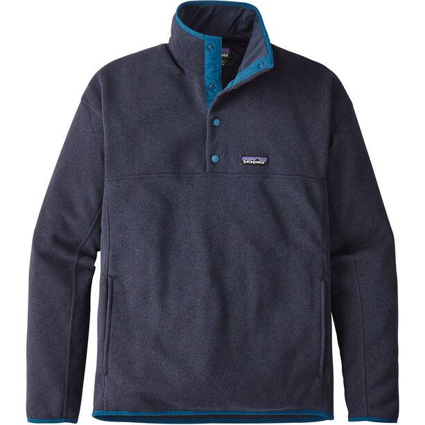 Patagonia LW Better Marsupial Sweater Pullover Herr navy blue