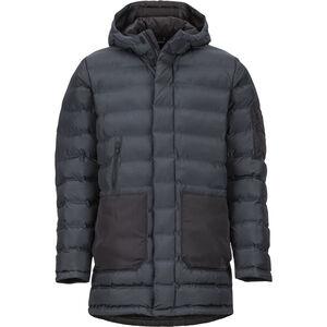 Marmot Alassian Featherless Parka Herr black black