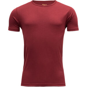Devold Breeze T-shirt Herr syrah syrah