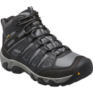 Keen Oakridge Mid WP Shoes Herr magnet/gargoyle magnet/gargoyle