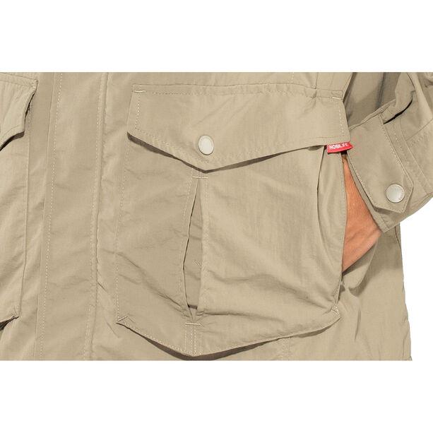 Craghoppers NosiLife Adventure II Jacket Herr pebble