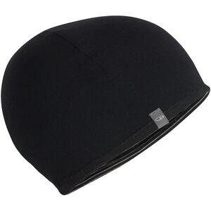 Icebreaker Pocket Hat Barn black/snow/black black/snow/black