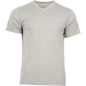 United By Blue Standard SS V-Neck Herr grey grey
