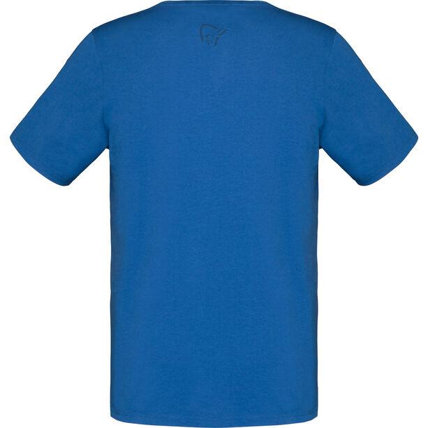Norrøna /29 Cotton Viking T-shirt Herr denimite