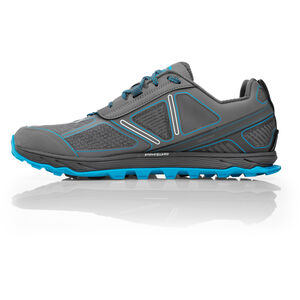 Altra Lone Peak 4 Low RSM Running Shoes Herr gray/blue gray/blue