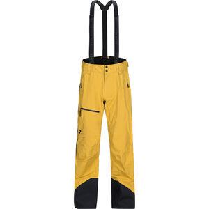Peak Performance Alpine Pants Herr smudge yellow smudge yellow