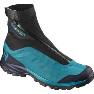 Salomon Outpath Pro GTX Shoes Dam blue bird/navy blazer/black blue bird/navy blazer/black