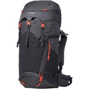 Bergans Birkebeiner 40 Backpack Barn Solid Dark Grey/Solid Charcoal/Koi Orange Solid Dark Grey/Solid Charcoal/Koi Orange
