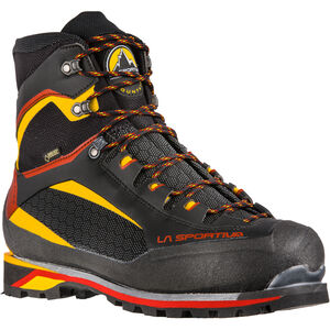 La Sportiva Trango Tower Extreme GTX Shoes Herr black/yellow black/yellow