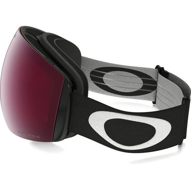 Oakley Flight Deck XM Snow Goggles Dam matte black w/prizm rose