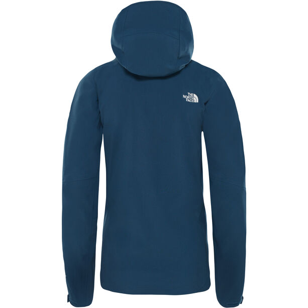 The North Face Apex Flex Dryvent Jacket Dam blue wing teal
