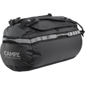 CAMPZ Duffel Bag 65l grey/black grey/black