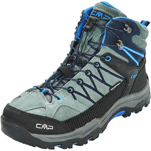 CMP Campagnolo Rigel Mid WP Trekking Shoes Barn grey-zaffiro grey-zaffiro