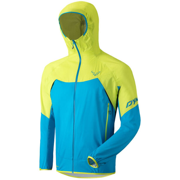 Dynafit Transalper Light 3L Jacket Herr lime punch