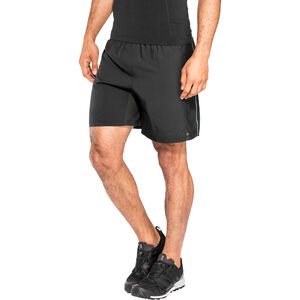 "Salomon Agile 7"" Shorts Herr black black"