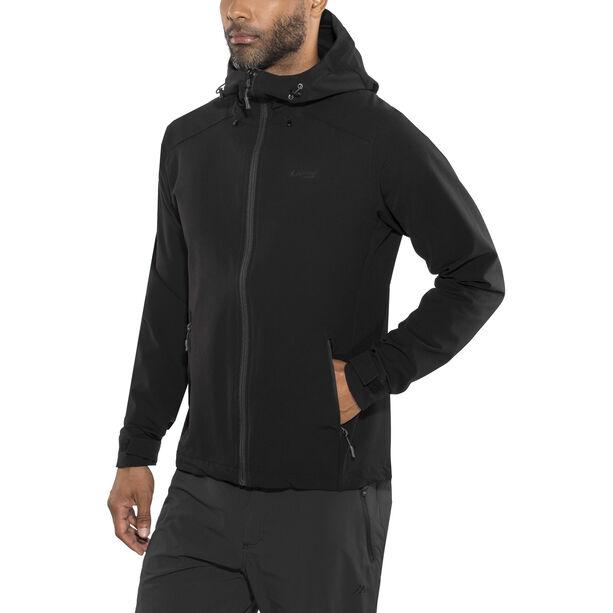 Bergans Ramberg Softshell Jacket Herr black/solid charcoal