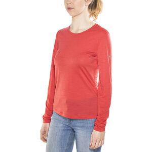 super.natural 140 Base LS Dam clove red clove red