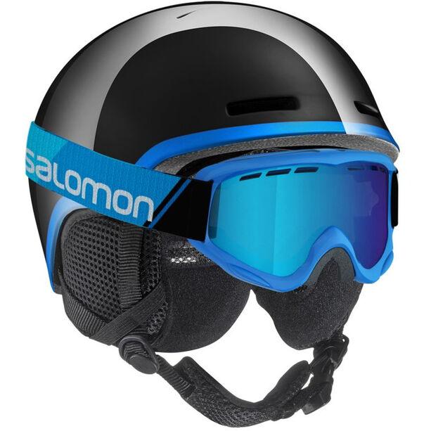 Salomon Grom Helmet Barn black