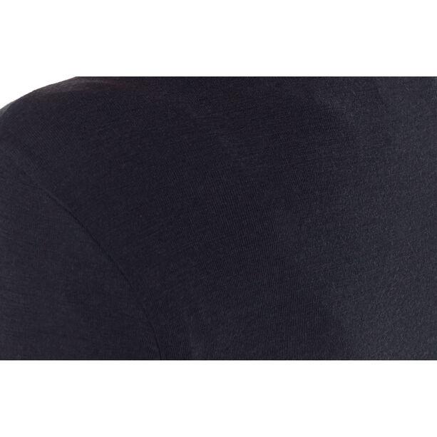 Icebreaker 175 Everyday LS Crewe Shirt Dam black