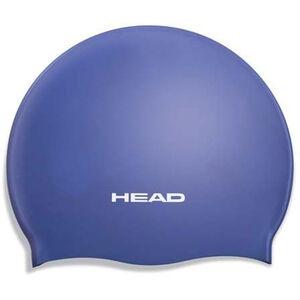 Head Silicone Moulded Swimcap blue blue