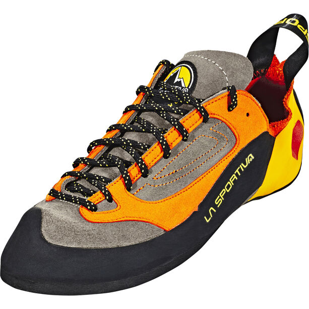 La Sportiva Finale Climbing Shoes brown/orange